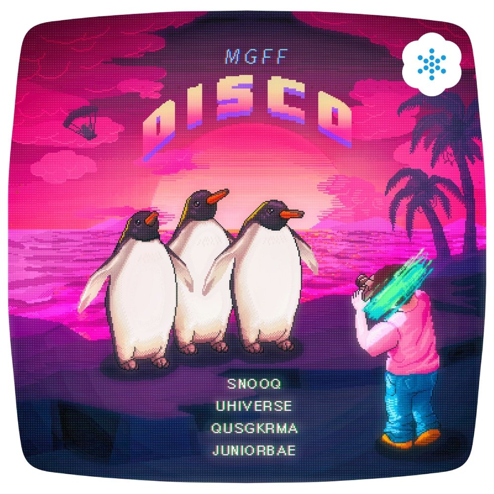macguffin – DISCO (I Don't Mind) – Single