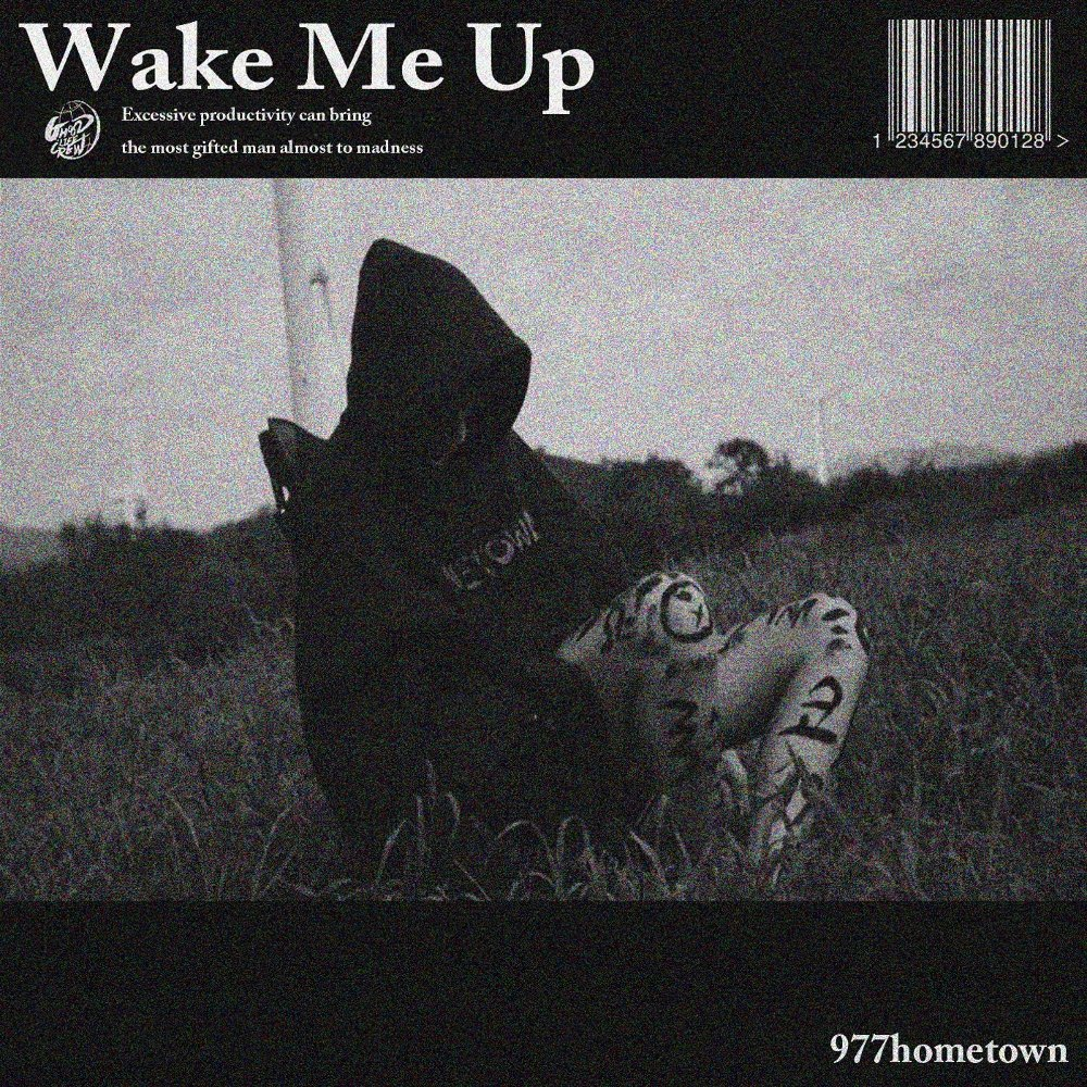 DooYoung – Wake Me Up – Single