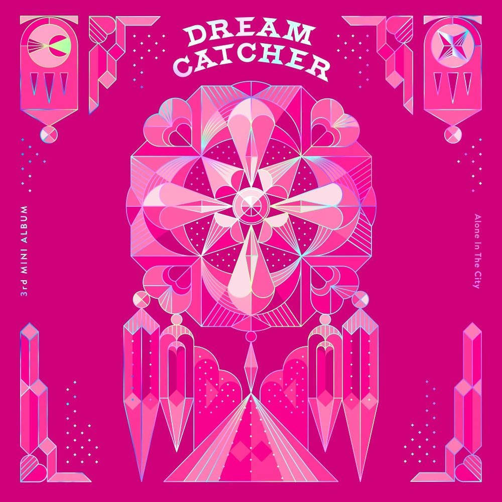 DREAMCATCHER – Alone In The City – EP (FLAC)