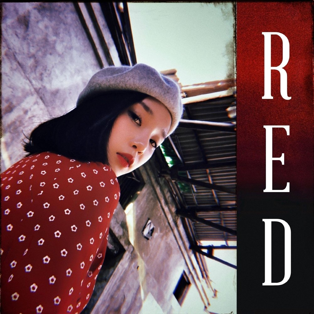 Eyedi – RED – Single