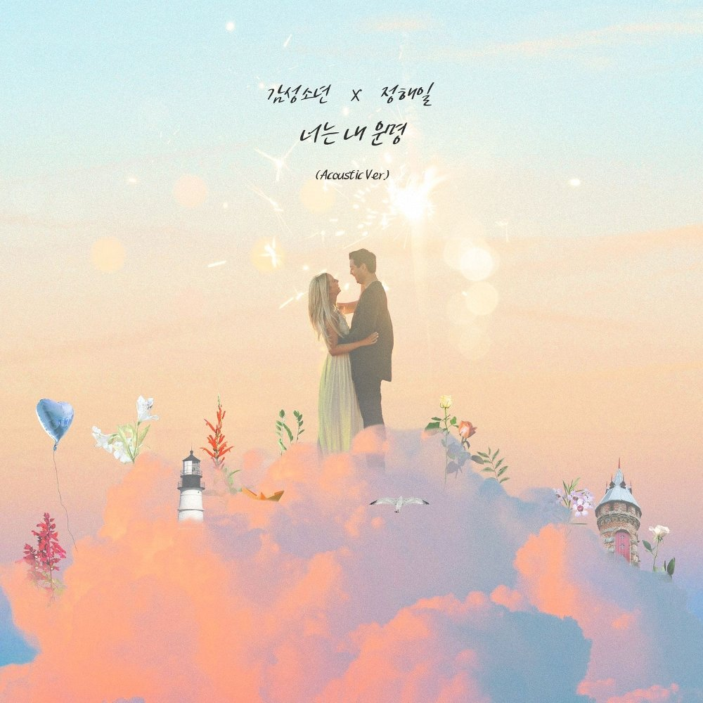 JEONG HAE IL – You are my destiny – Single