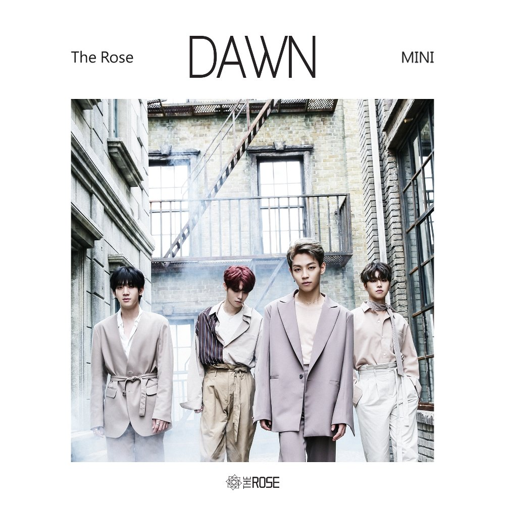 The Rose – Dawn – EP  (FLAC + ITUNES PLUS AAC M4A)