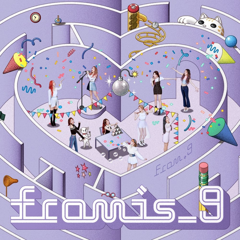 fromis_9 – From.9 – EP (FLAC + ITUNES PLUS AAC M4A)