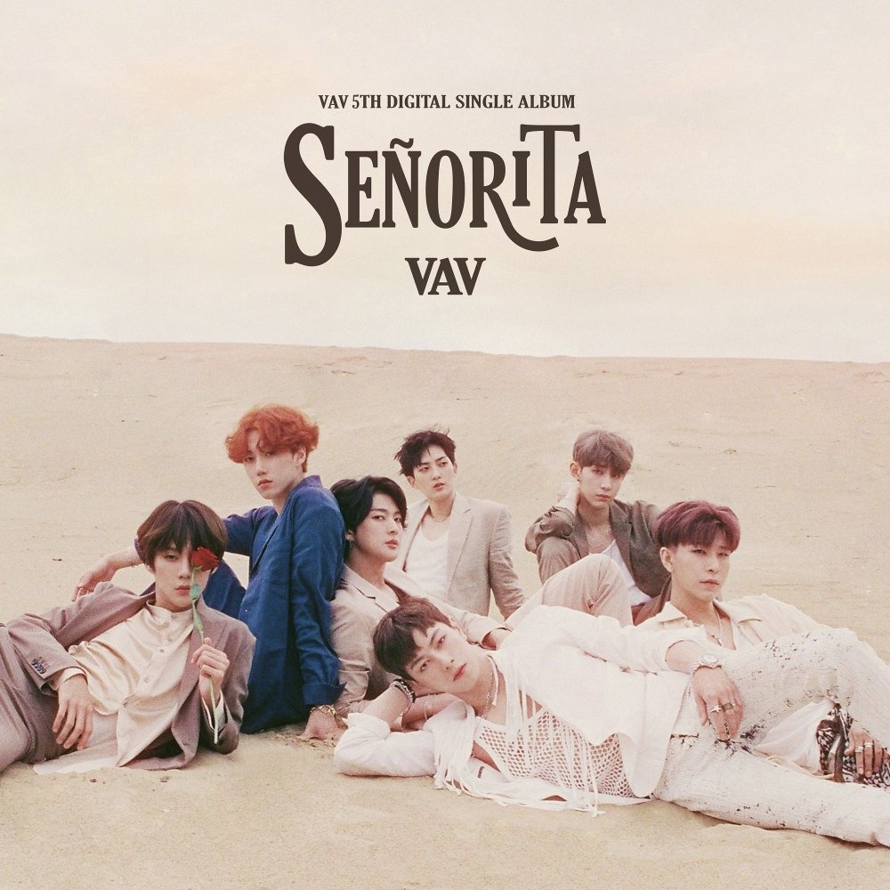 VAV – Senorita – Single (FLAC + ITUNES MATCH AAC M4A)
