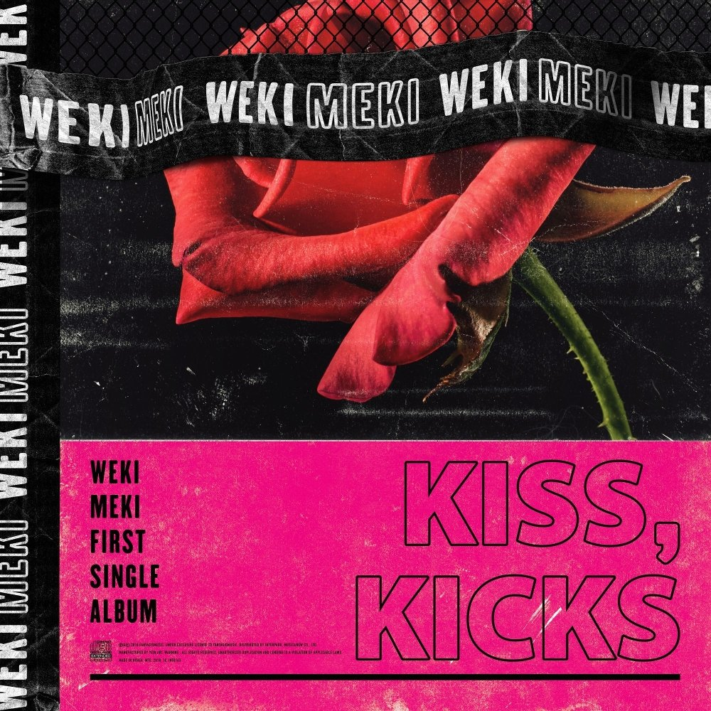 Weki Meki – KISS, KICKS – Single (ITUNES PLUS AAC M4A)