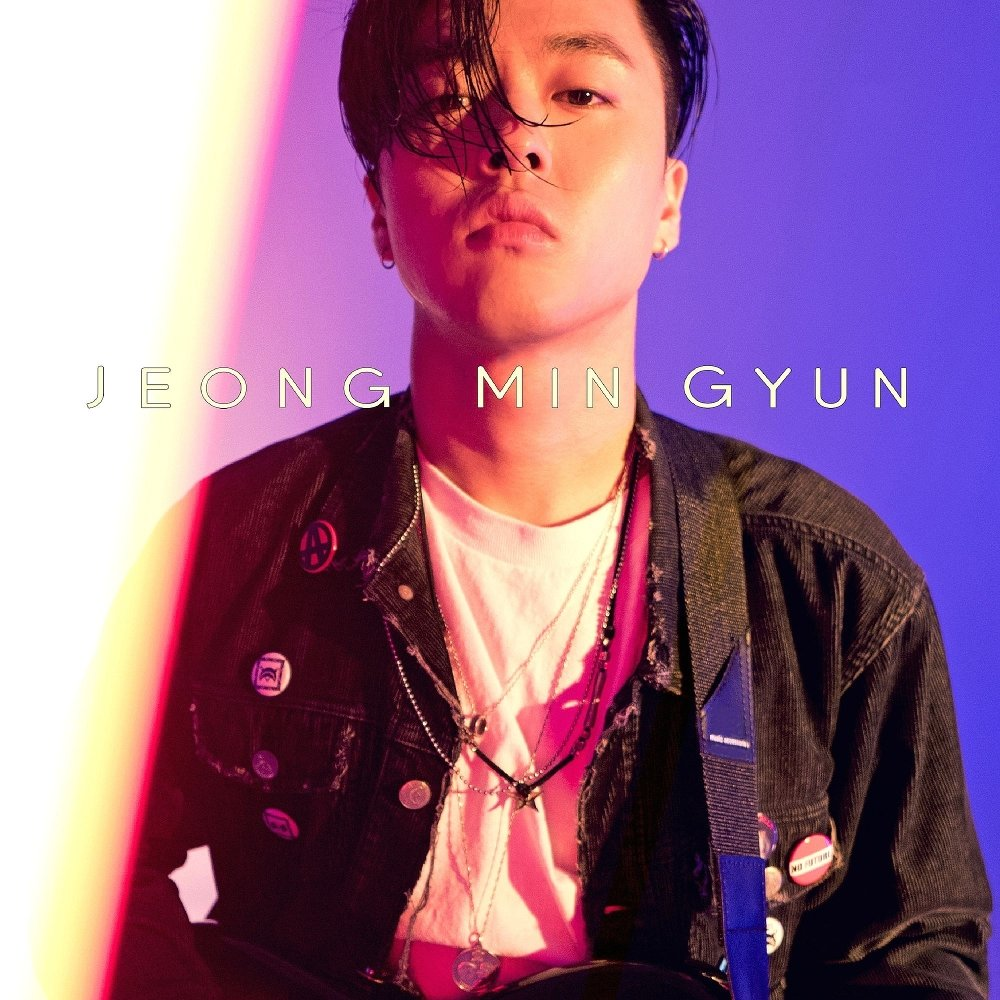 JEONG MIN GYUN – Thank you – Single