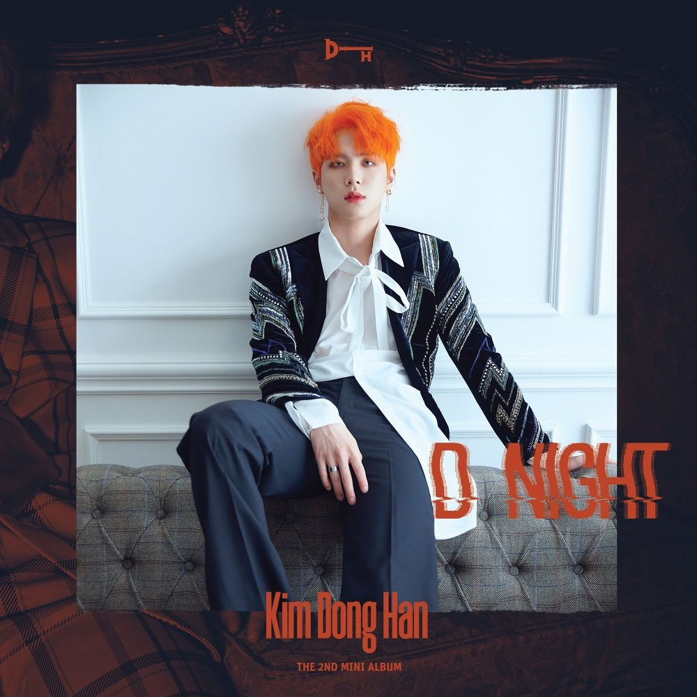 KIM DONG HAN – D-NIGHT – EP