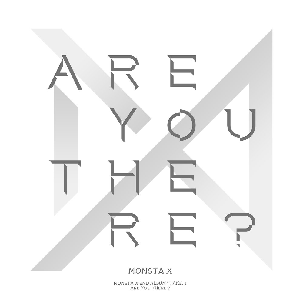 MONSTA X – ARE YOU THERE? – The 2nd Album Take.1 (FLAC + ITUNES MATCH AAC M4A)