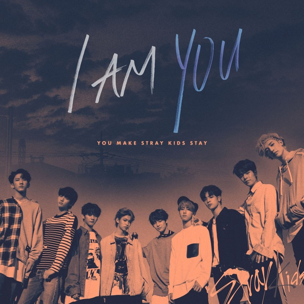 Stray Kids – I am YOU – EP (FLAC + ITUNES MATCH AAC M4A)