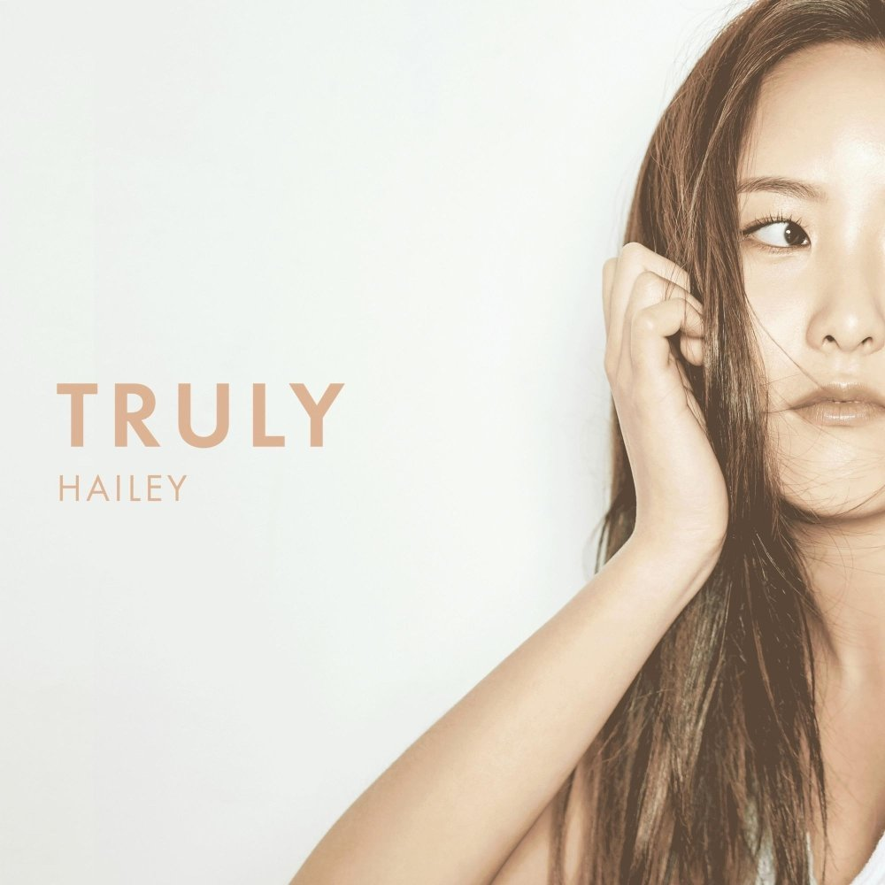 Hailey – TRULY – Single
