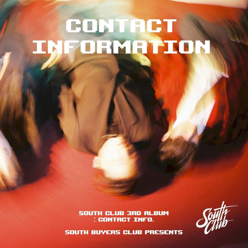 South Club – Contact Information – EP (ITUNES MATCH AAC M4A)