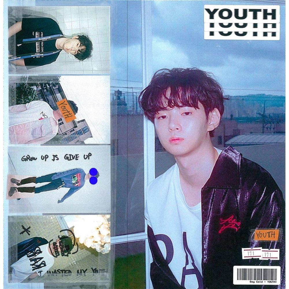 BOYCOLD –  YOUTH! (Feat. HAON, Coogie, BewhY) – Single