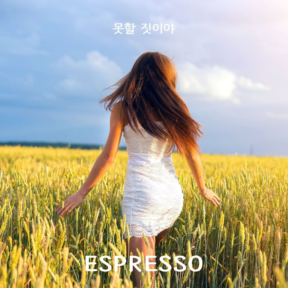 Espresso – You Can't  (feat. Gini) – Single