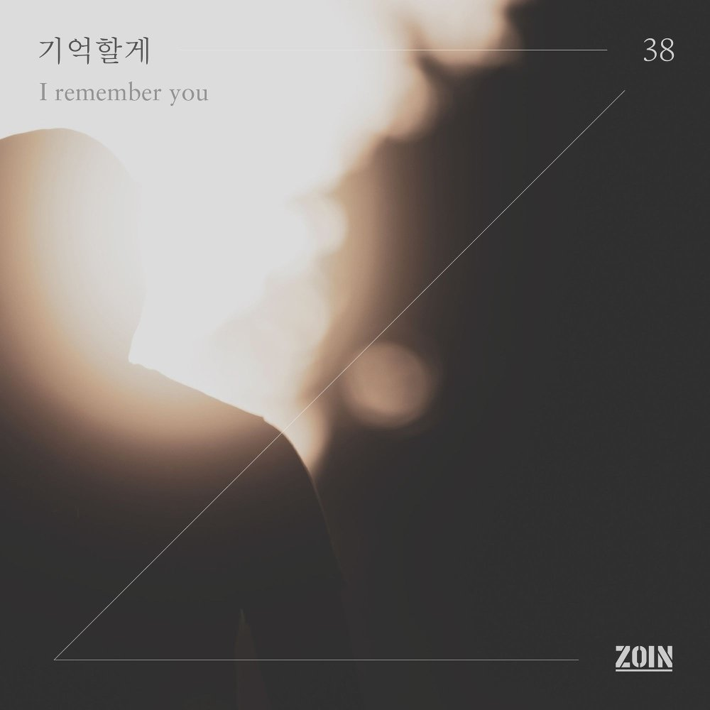 ZOIN – I Remember You – Single