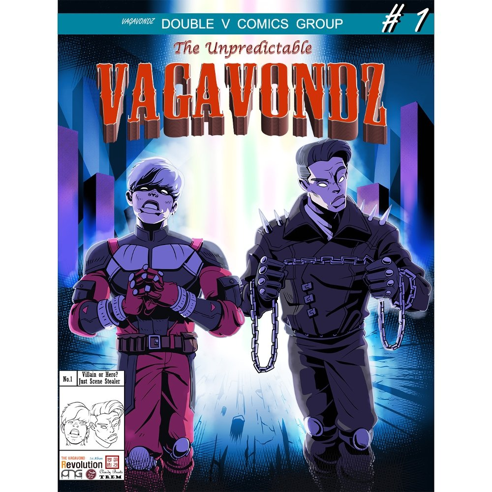 VagaVondz – The VagaBond
