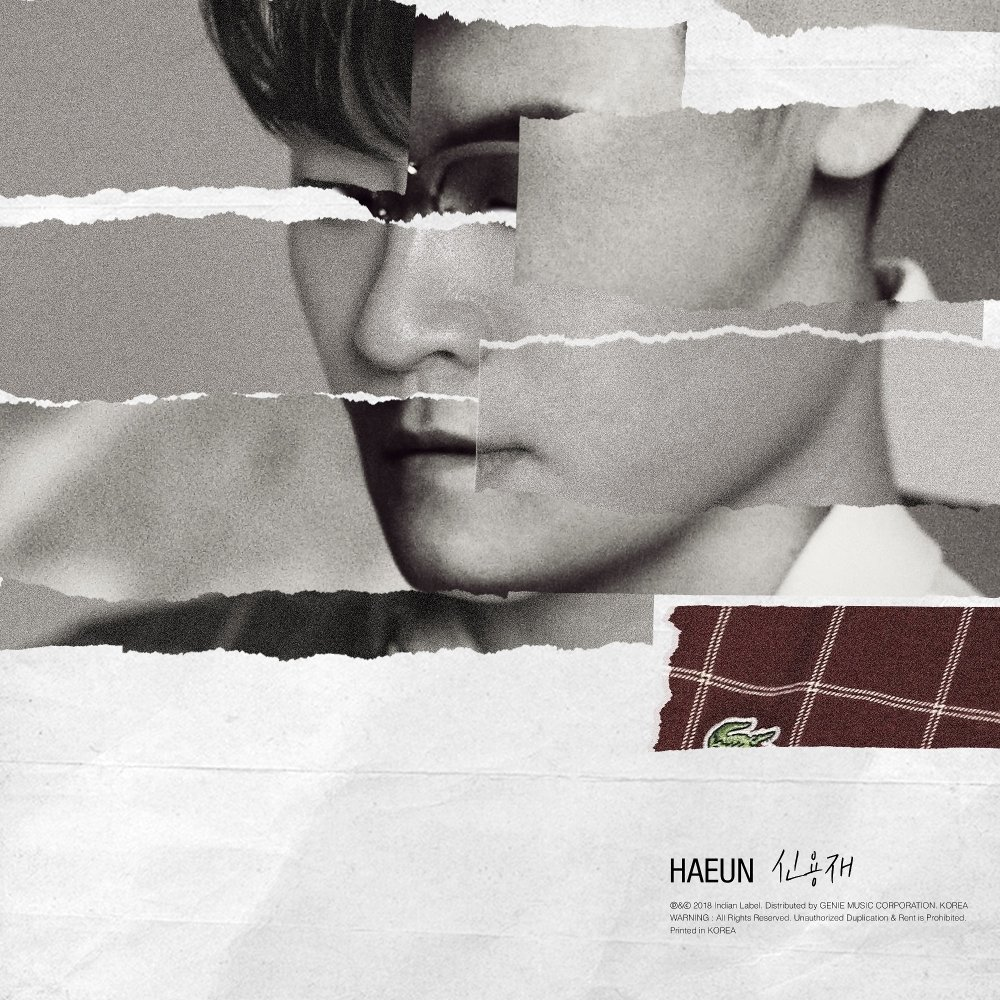 HAEUN – SHIN YONG JAE – Single