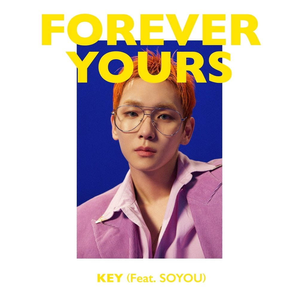 KEY – Forever Yours (Feat. SOYOU) – Single (ITUNES PLUS AAC M4A)