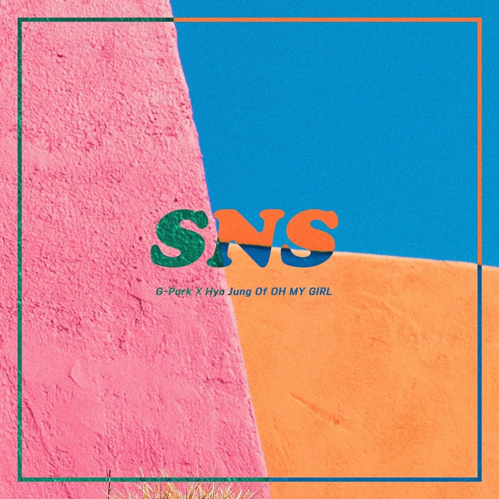 Park Myung Soo, HyoJung (OH MY GIRL) – SNS – Single