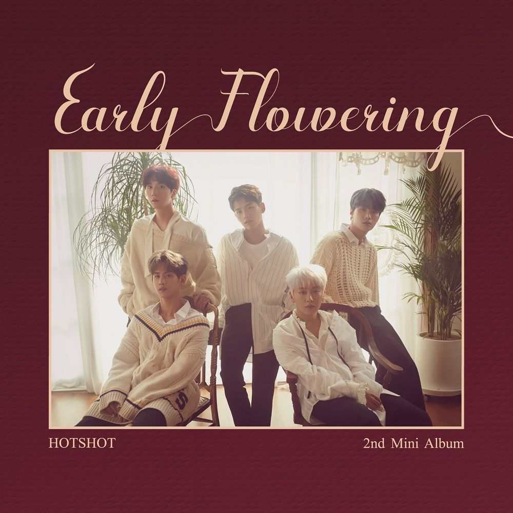HOTSHOT – Early Flowering – EP (ITUNES MATCH AAC M4A)