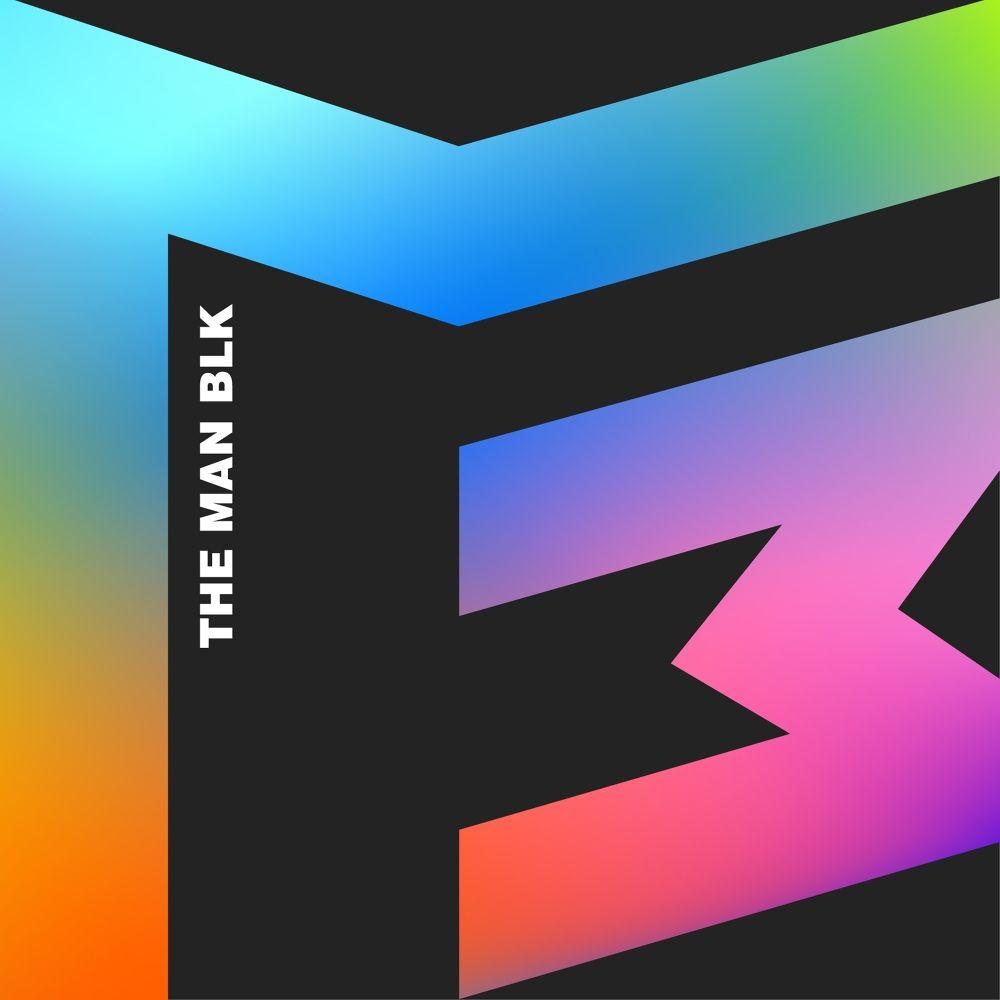 THE MAN BLK – THE MAN BLK 1st Mini Album Various Colors (FLAC + ITUNES MATCH AAC M4A)