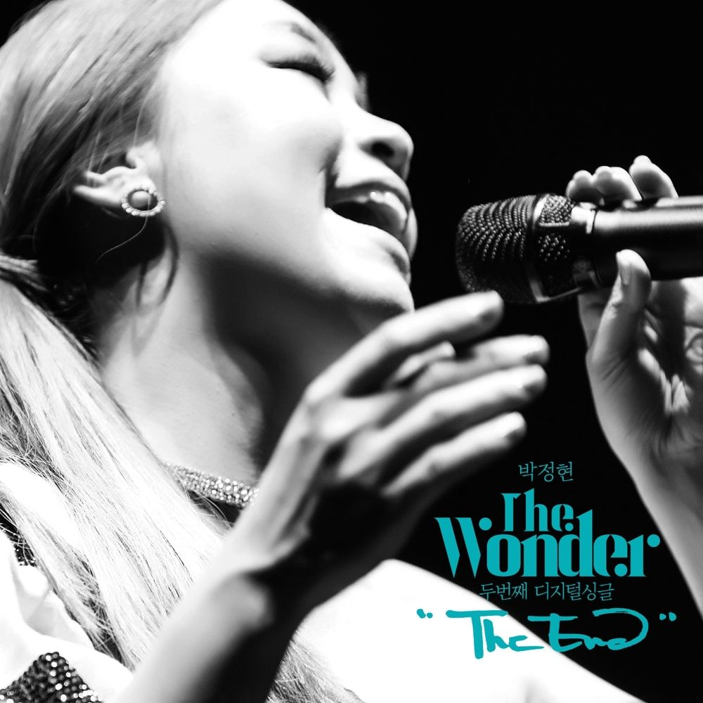 Lena Park – The Wonder 2nd DS – Single