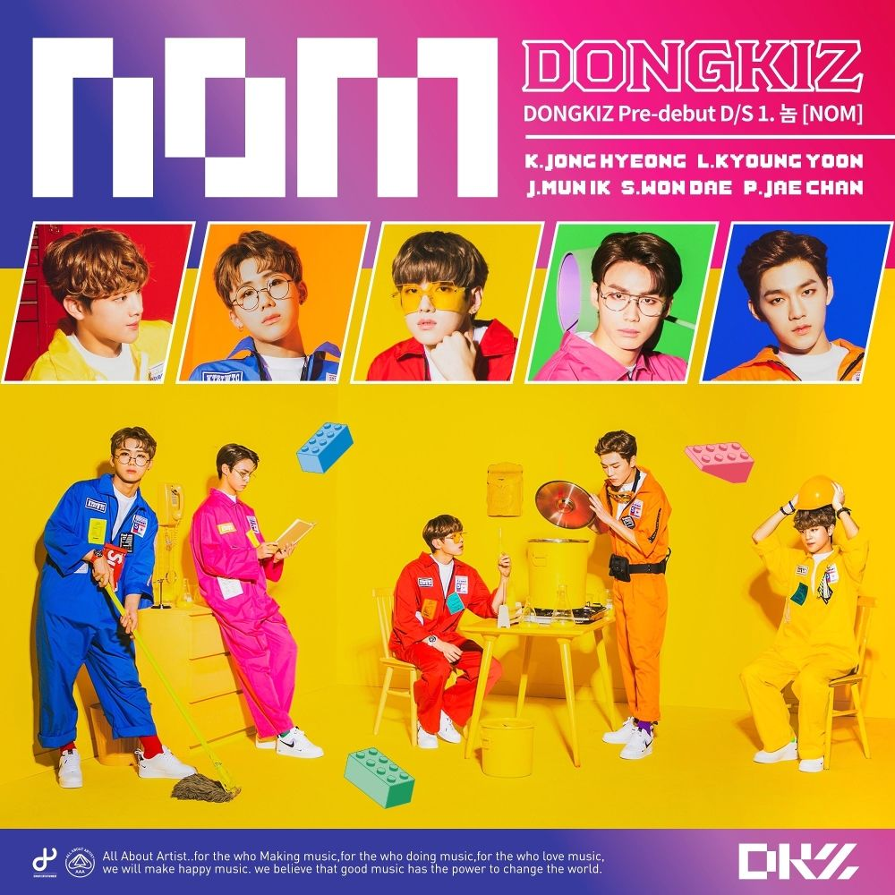 DONGKIZ – DONGKIZ Pre-debut D/S 1. – Single