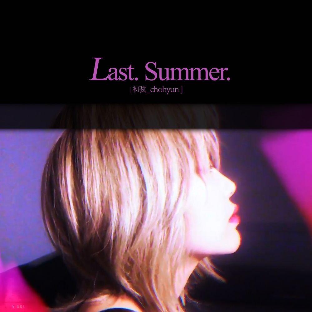 Chohyun – Last Summer – Single