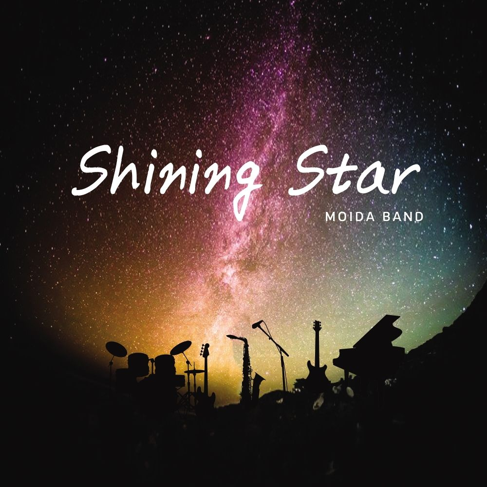 Moida Band – Shining stars (Feat. 나겸) – Single
