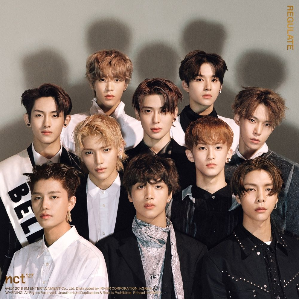 NCT 127 – NCT #127 Regulate – The 1st Album Repackage (ITUNES MATCH AAC M4A)