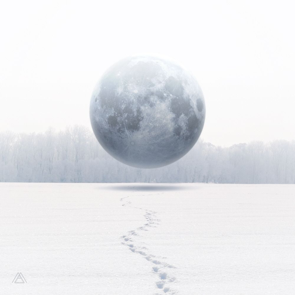 MAKTUB – Red Moon : The Breath Of Winter – Single