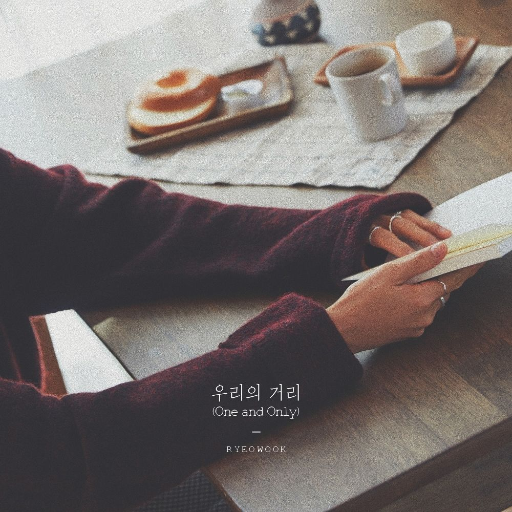RYEOWOOK – One and Only – Single
