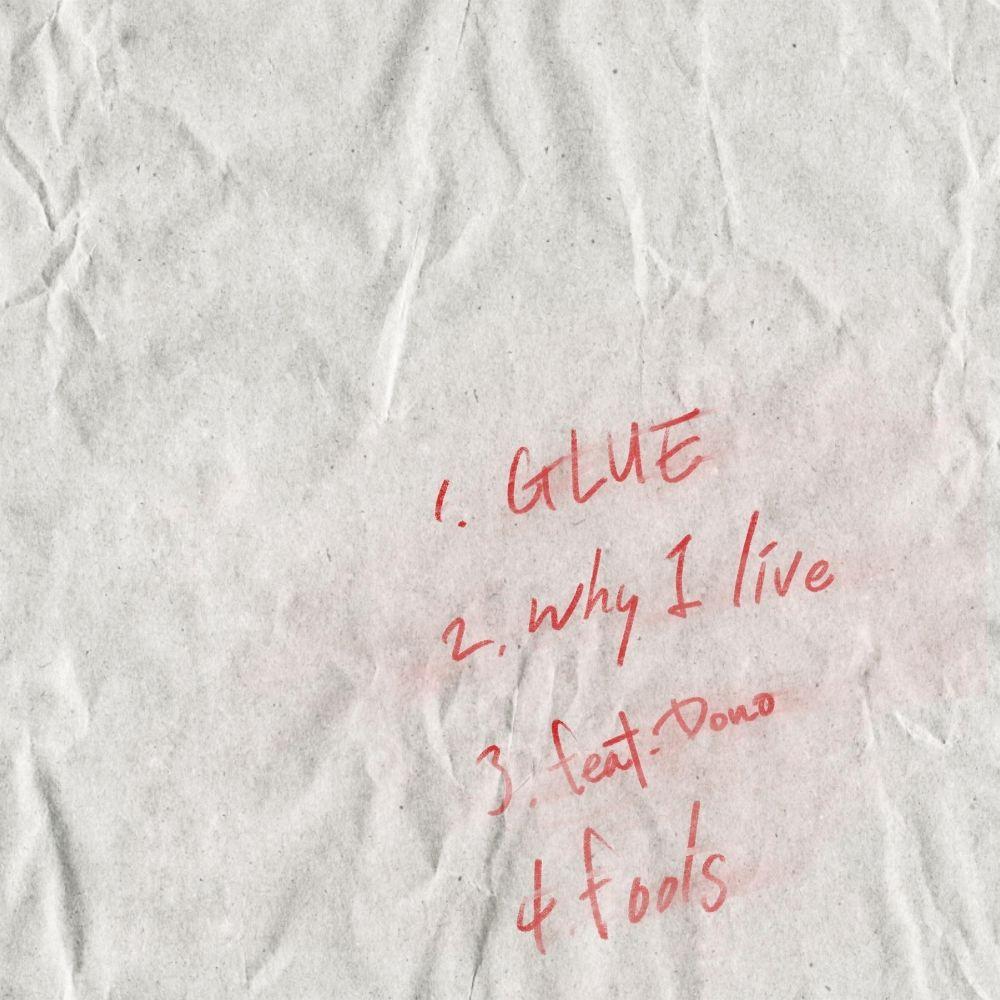 Glue – Why I Live – Single