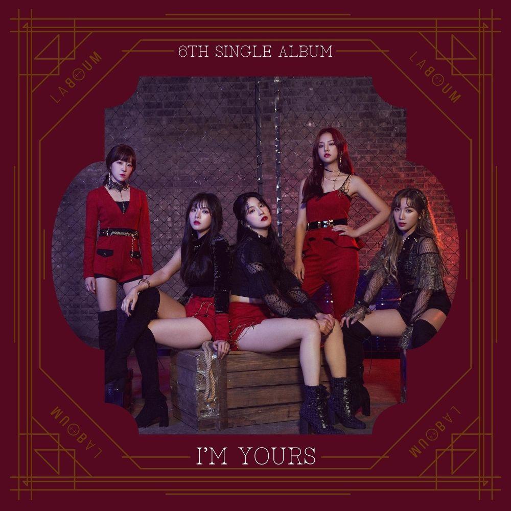 LABOUM – I'M YOURS – Single (ITUNES PLUS AAC M4A)