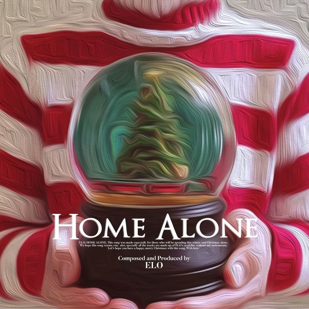 ELO – Home Alone – Single