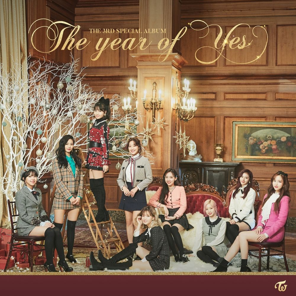 TWICE – The year of `YES` – EP (FLAC + ITUNES PLUS AAC M4A)