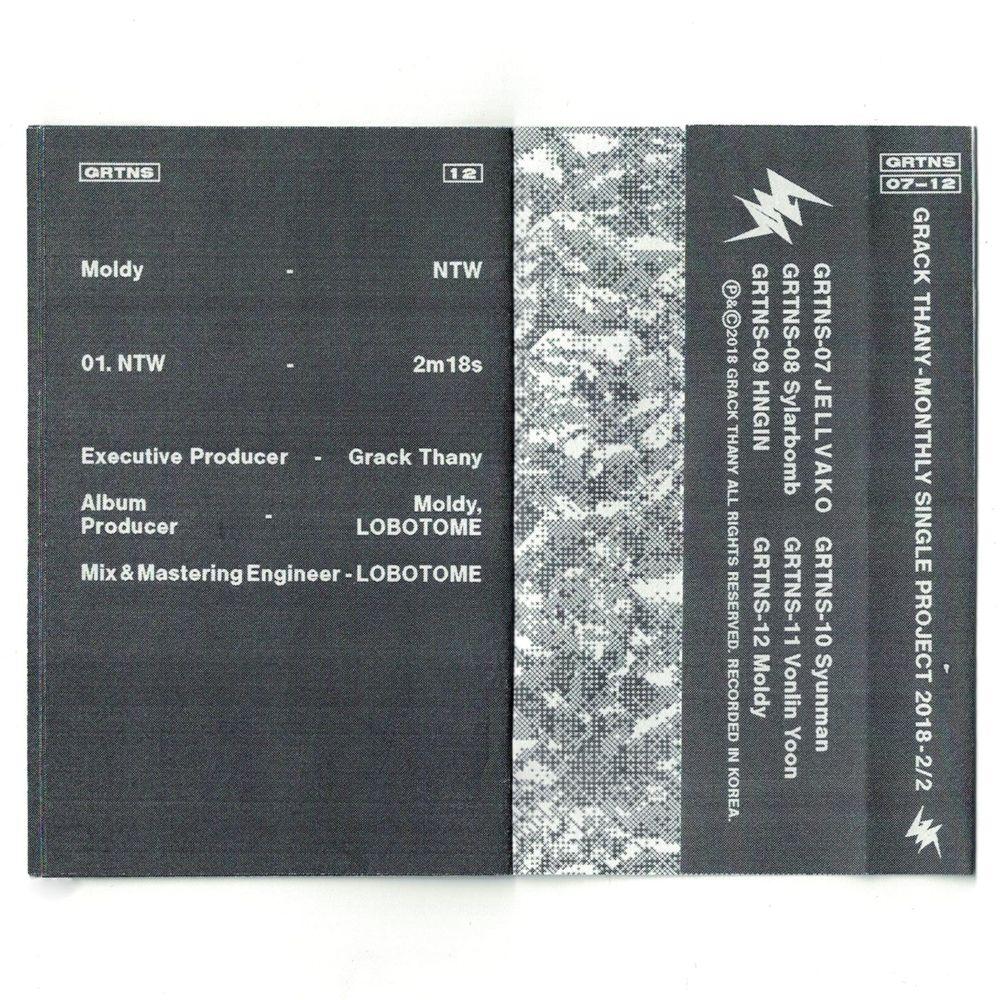 Moldy – NTW  – Single