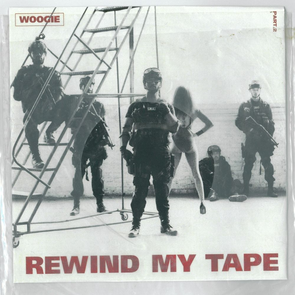 WOOGIE – Rewind My Tape, Pt . 2 – EP (ITUNES MATCH AAC M4A)