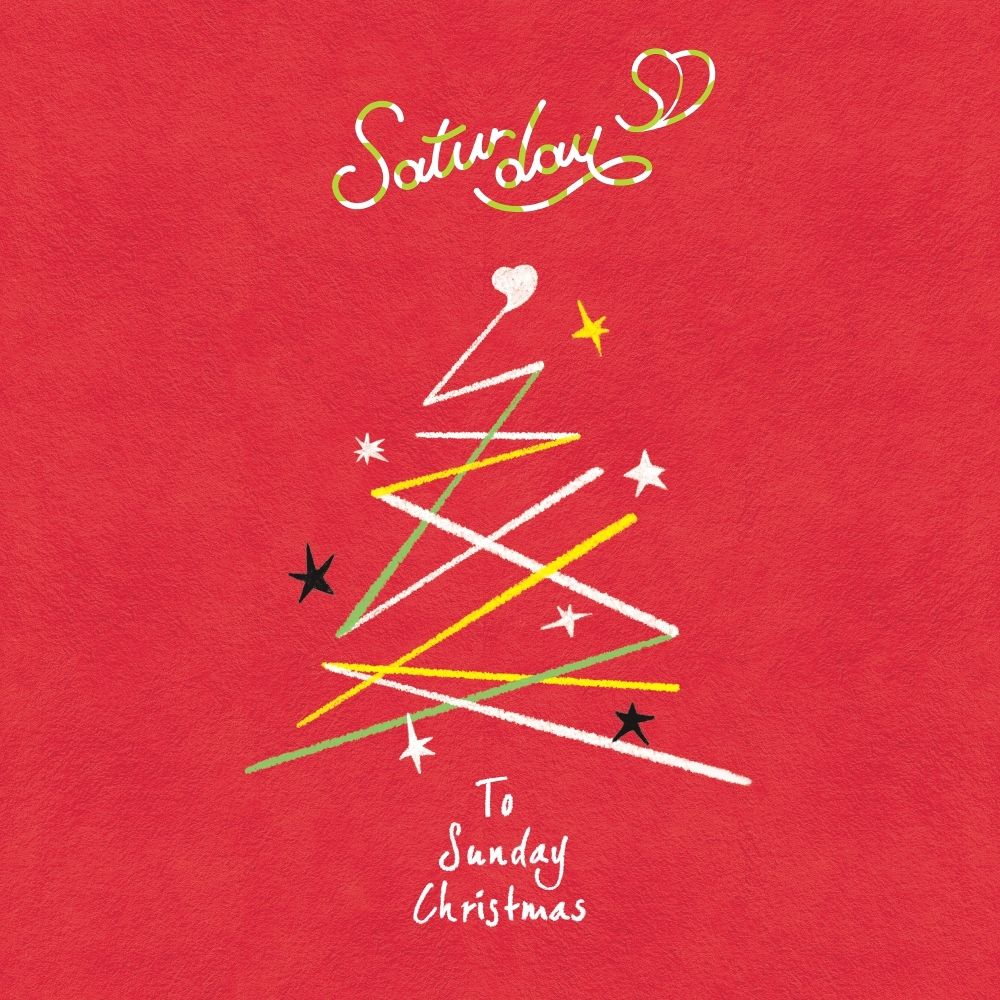 SATURDAY – To Sunday Christmas – Single (FLAC +  ITUNES MATCH AAC M4A)