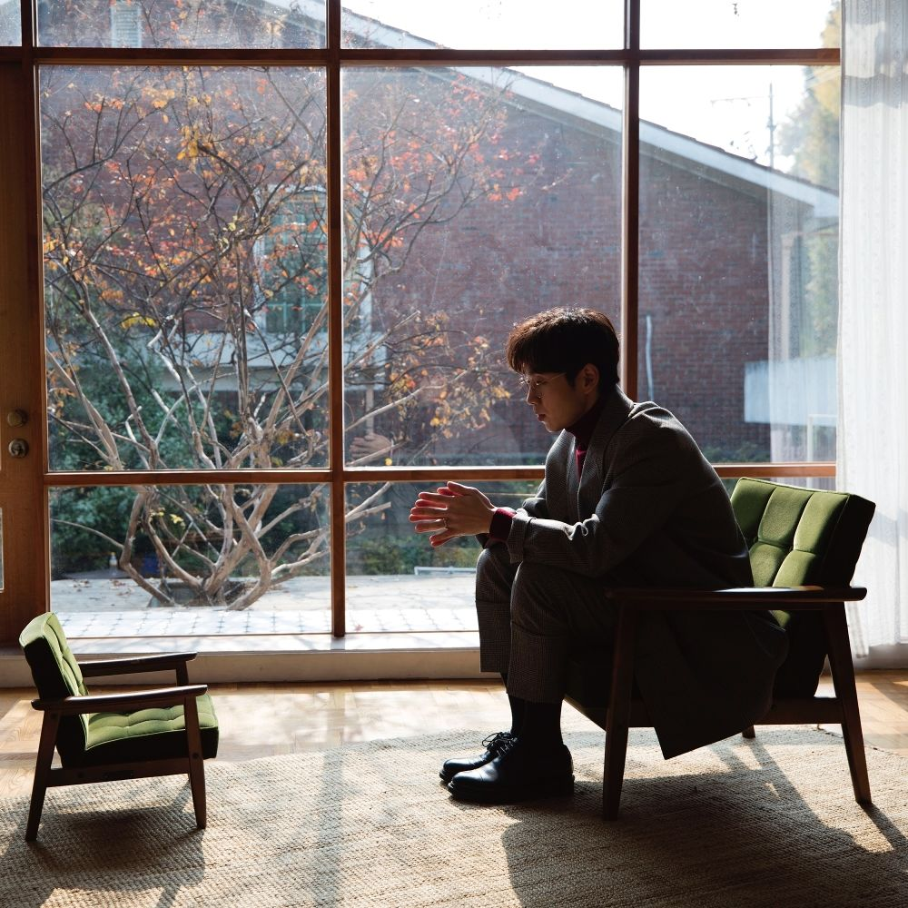 Lee Seok Hoon – You Were You – Single