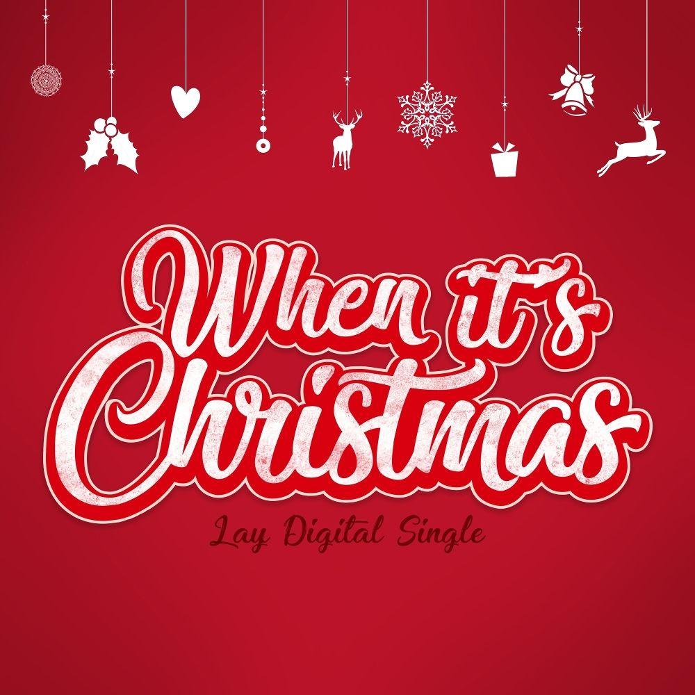 LAY (ZHANG YIXING) – When It's Christmas – Single (ITUNES PLUS AAC M4A)