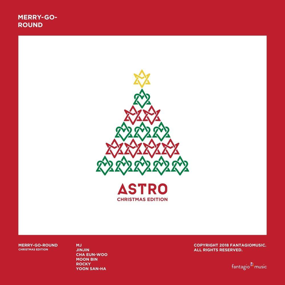 ASTRO – Merry-Go-Round (Christmas Edition) – Single