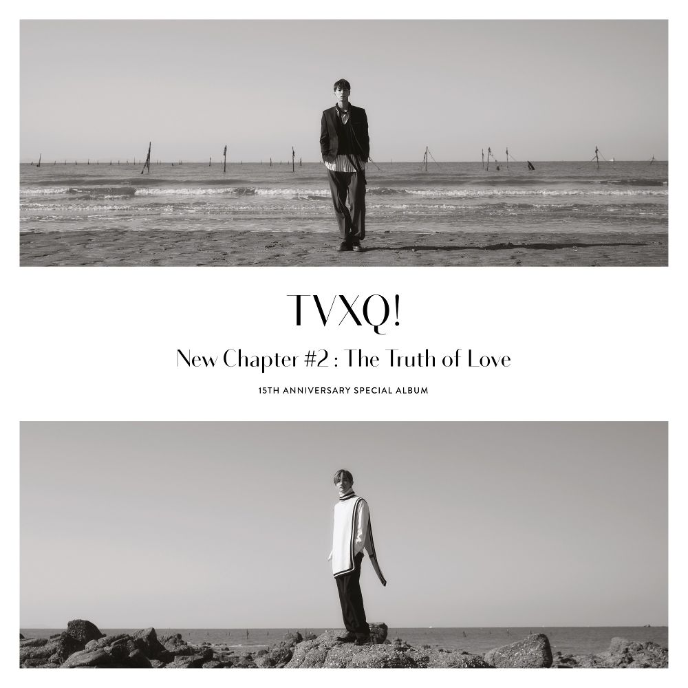 TVXQ! – New Chapter #2 : The Truth of Love – 15th Anniversary Special Album (ITUNES PLUS AAC M4A)