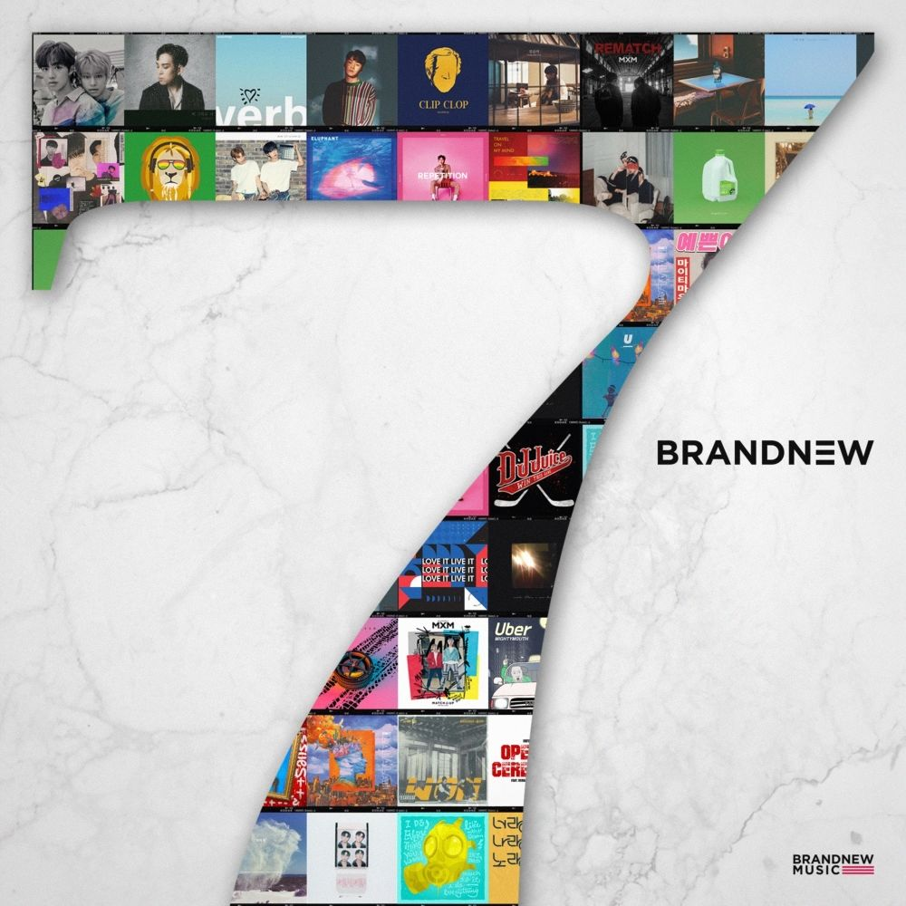 BRANDNEW MUSIC – BRANDNEW YEAR 2018 `BRANDNEW 7`