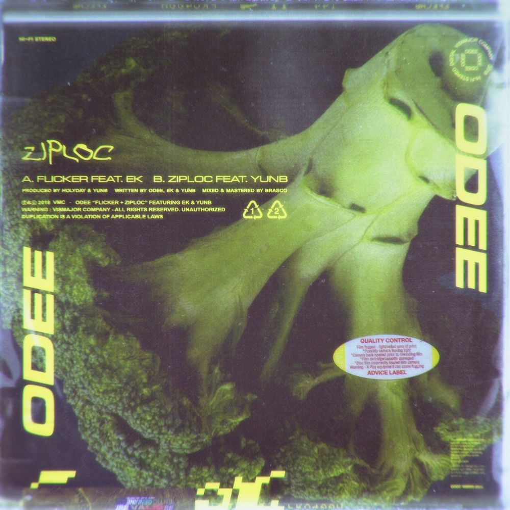 ODEE – ZIPLOC – Single