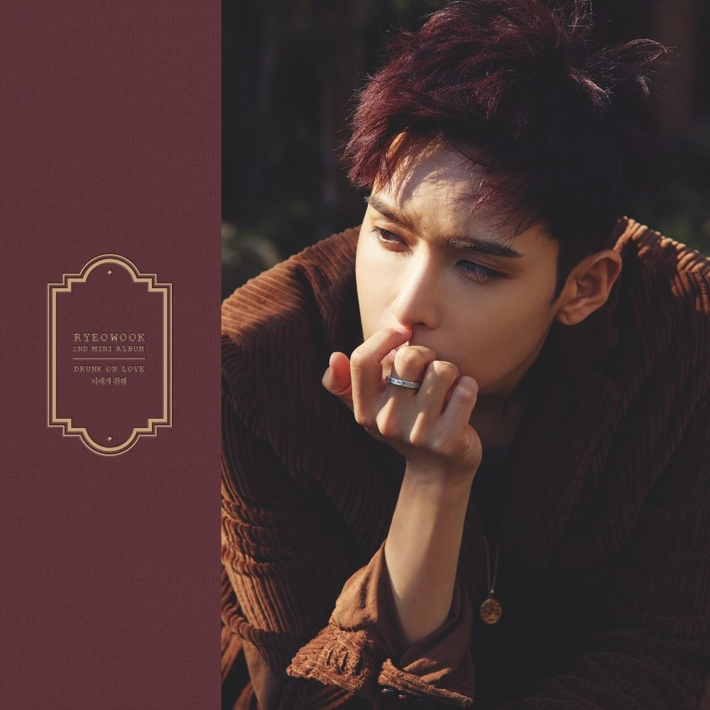 RYEOWOOK – Drunk on love – The 2nd Mini Album (ITUNES MATCH AAC M4A)