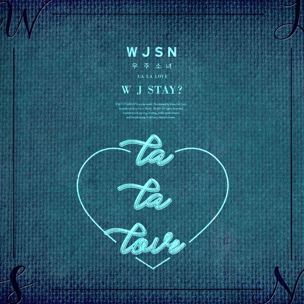 WJSN – WJ STAY? – EP (ITUNES PLUS AAC M4A)