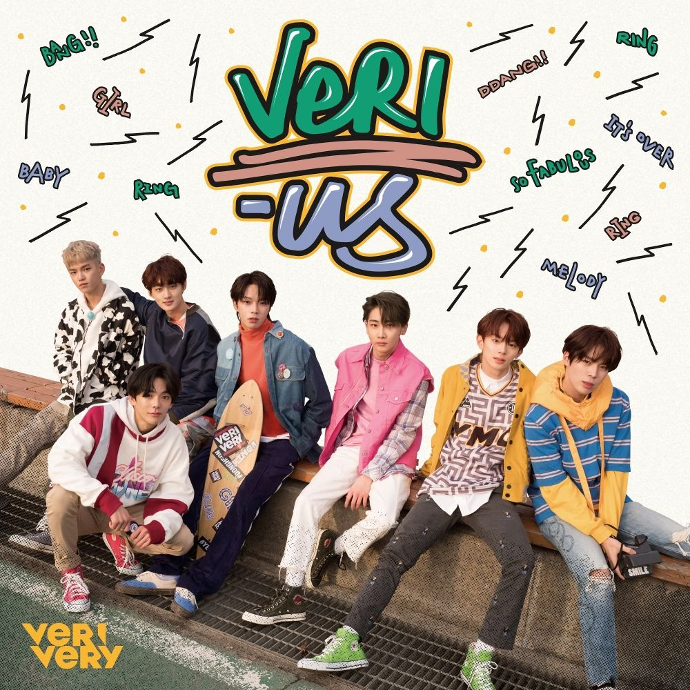 VERIVERY – VERI-US – EP (FLAC + ITUNES MATCH AAC M4A)
