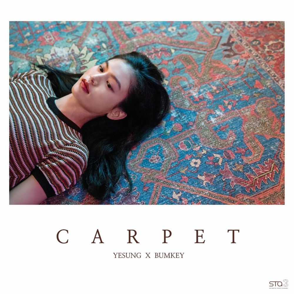 YESUNG, BUMKEY – Carpet – SM STATION – Single (ITUNES MATCH AAC M4A)