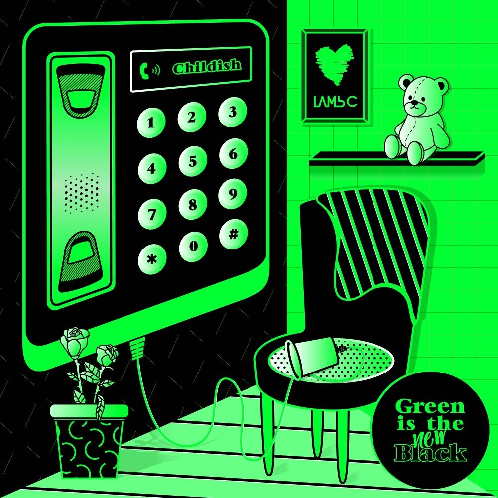 LambC – Green is the new Black : Part 1 – Single