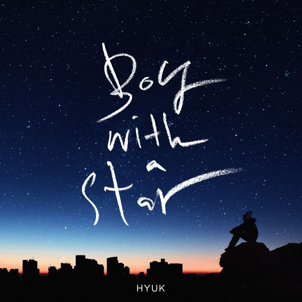 HYUK (VIXX) – Boy with a star – Single